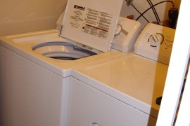 3232 Washer and dryer small