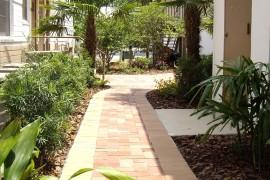 BV Exterior Garden View