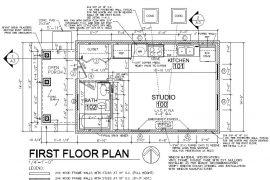 313 1st Floor Plan