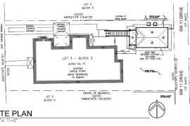 313 site plan